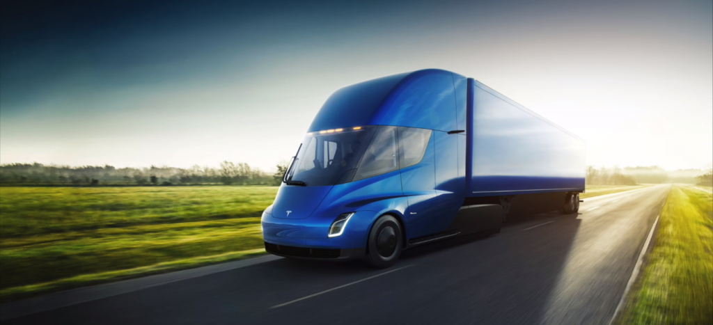 The Many Forms of Transportation Due to the New Truck Technology